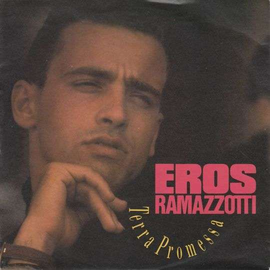 Coverafbeelding Terra Promessa - Eros Ramazzotti