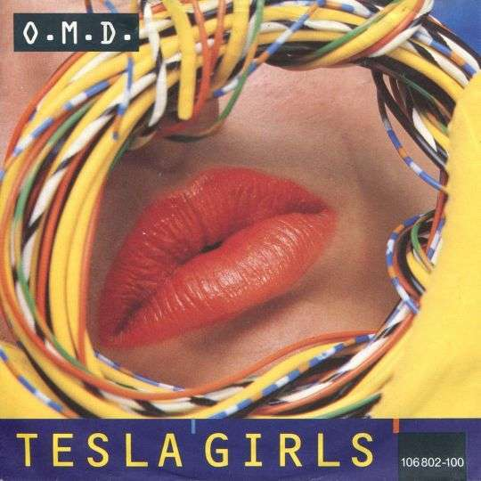 Coverafbeelding Tesla Girls - O.m.d.