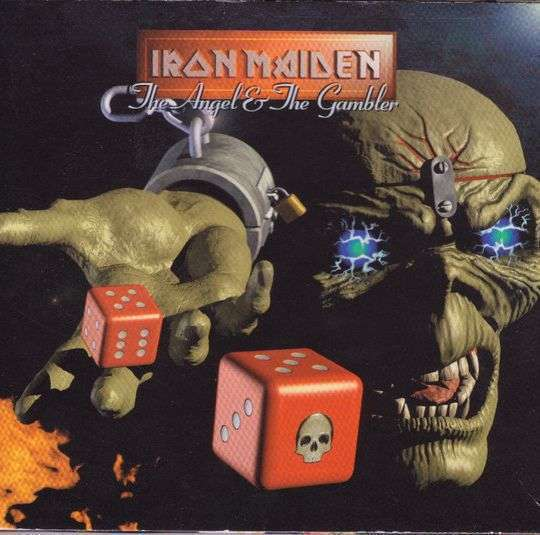 Coverafbeelding The Angel & The Gambler - Iron Maiden