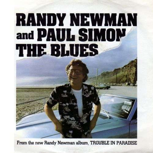 Coverafbeelding The Blues - Randy Newman And Paul Simon