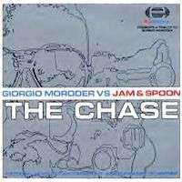 Coverafbeelding The Chase - Giorgio Moroder Vs Jam & Spoon