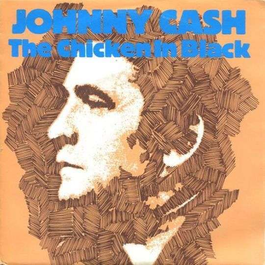 Coverafbeelding The Chicken In Black - Johnny Cash