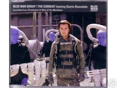 Coverafbeelding The Current - Blue Man Group Featuring Gavin Rossdale