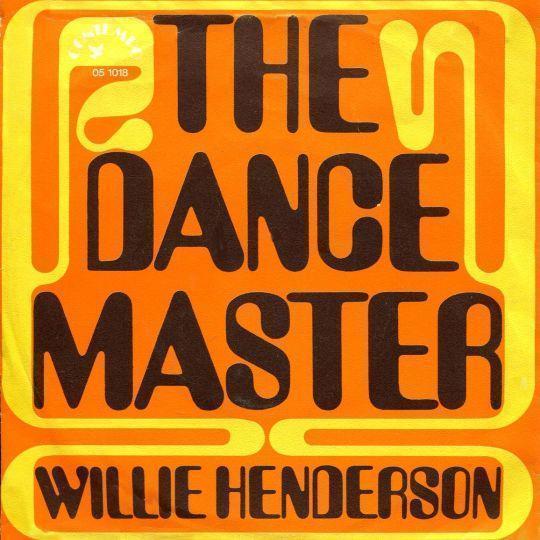 Coverafbeelding Willie Henderson - The Dance Master