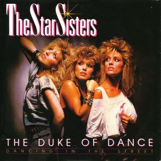 Coverafbeelding The Duke Of Dance - The Star Sisters