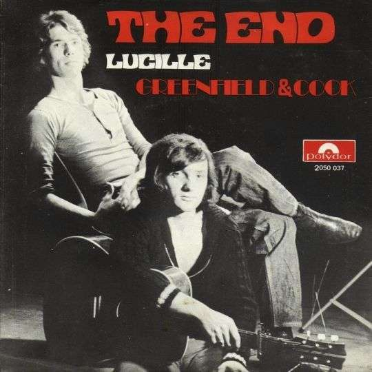 Coverafbeelding The End - Greenfield & Cook