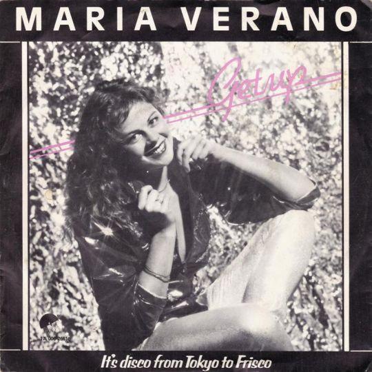 Coverafbeelding Maria Verano - Get Up
