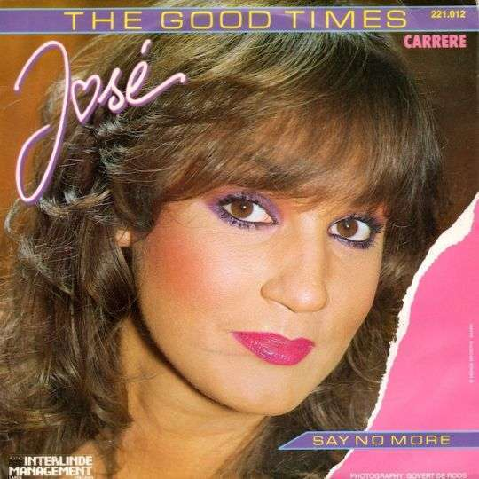 Coverafbeelding The Good Times - José