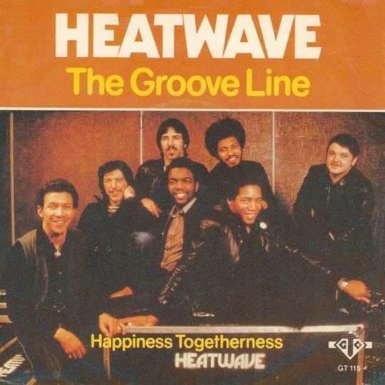Coverafbeelding The Groove Line - Heatwave