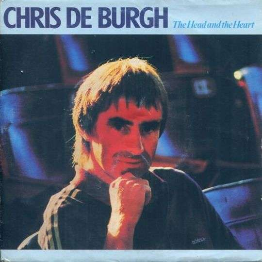 Coverafbeelding The Head And The Heart - Chris De Burgh