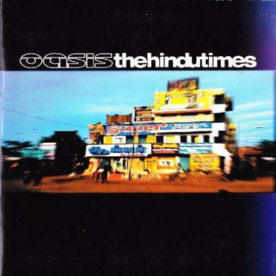 Coverafbeelding The Hindu Times - Oasis