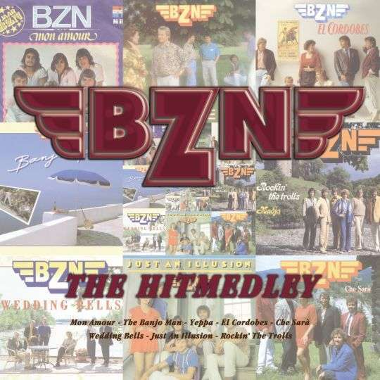 Coverafbeelding The Hitmedley - Bzn