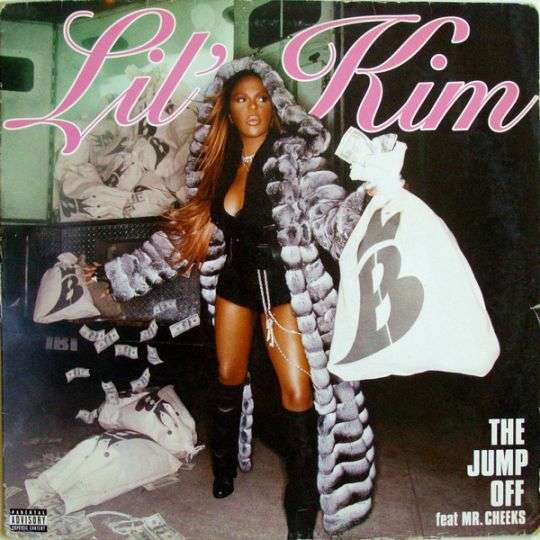 Coverafbeelding Lil' Kim feat Mr. Cheeks - The Jump Off