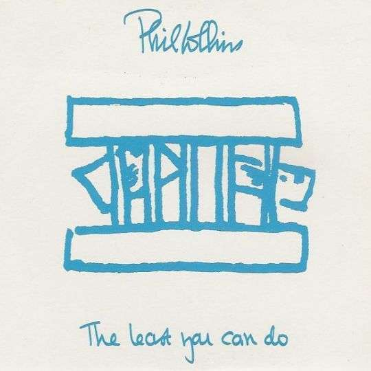Coverafbeelding The Least You Can Do - Phil Collins
