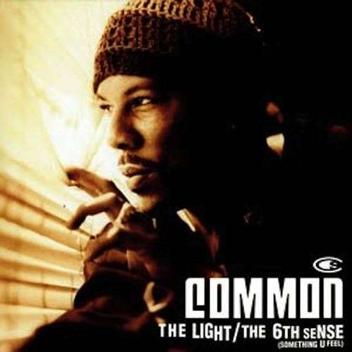 Coverafbeelding The Light/ The 6th Sense - Common