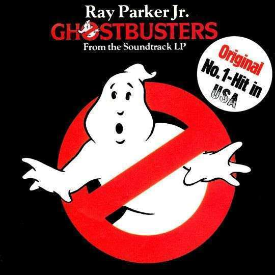 Coverafbeelding Ghostbusters - Ray Parker Jr.