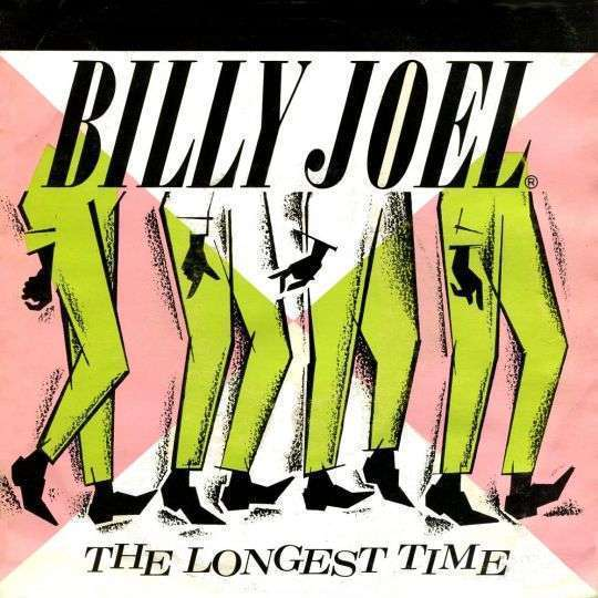 Coverafbeelding The Longest Time - Billy Joel