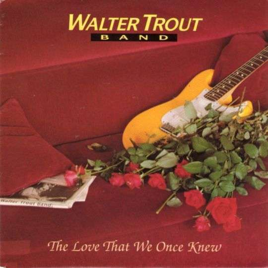 Coverafbeelding Walter Trout Band - The Love That We Once Knew