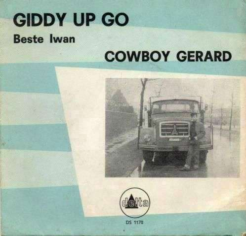 Coverafbeelding Giddy Up Go - Cowboy Gerard