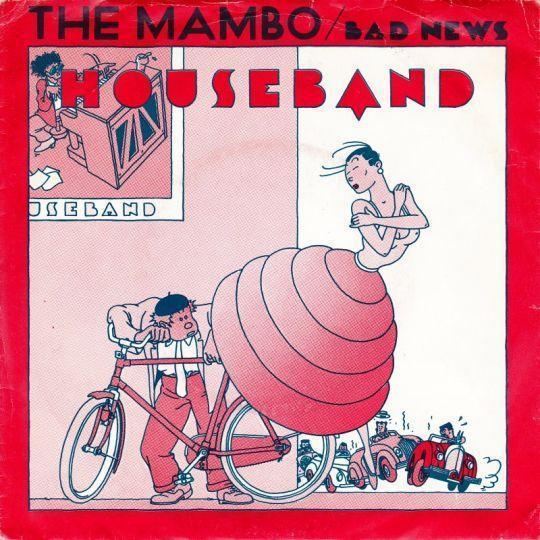 Coverafbeelding Houseband - The Mambo