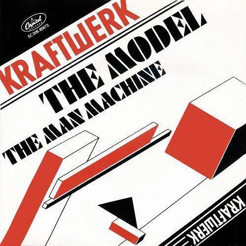 Coverafbeelding Kraftwerk - The Model