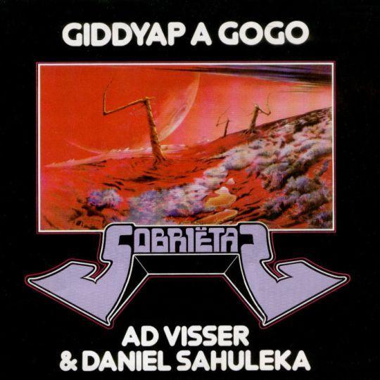 Coverafbeelding Giddyap A Gogo - Ad Visser & Daniel Sahuleka