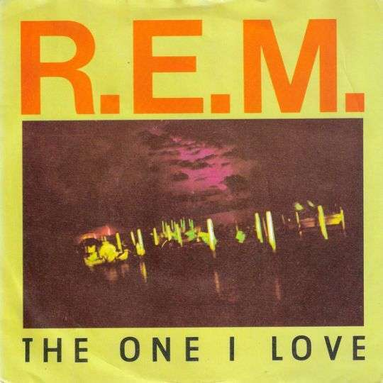 Coverafbeelding The One I Love - R.e.m.