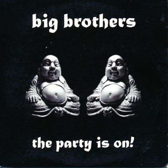 Coverafbeelding Big Brothers - The Party Is On!