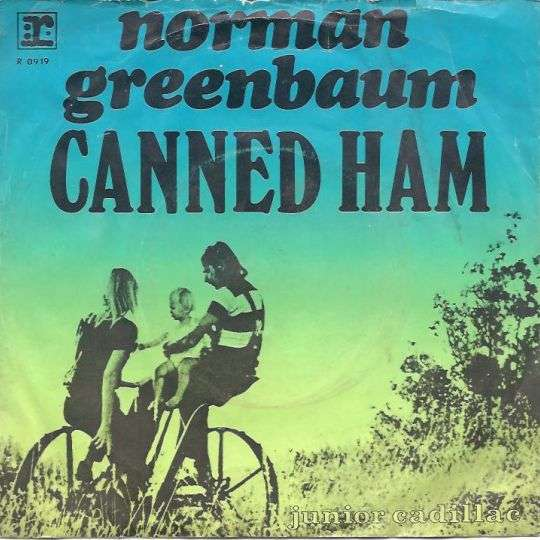 Coverafbeelding Norman Greenbaum - Canned Ham