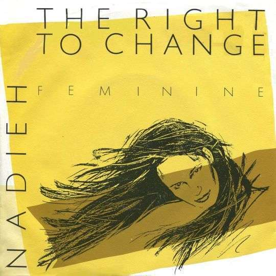 Coverafbeelding The Right To Change - Nadieh