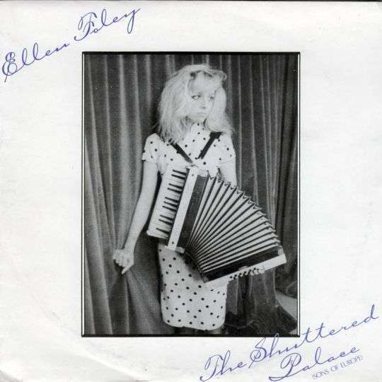 Coverafbeelding The Shuttered Palace (Sons Of Europe) - Ellen Foley