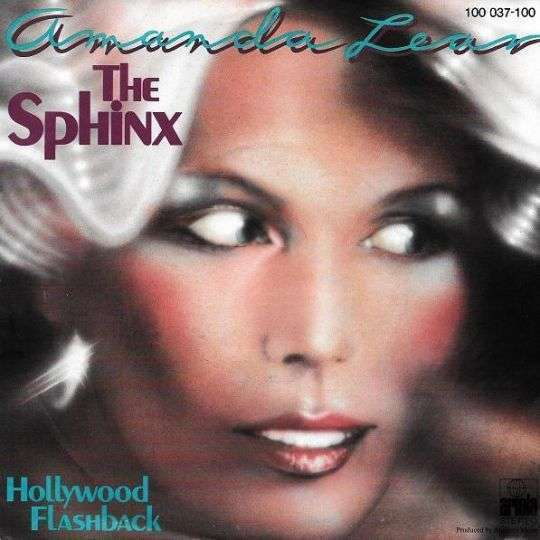 Coverafbeelding The Sphinx - Amanda Lear