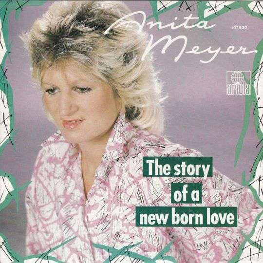 Coverafbeelding The Story Of A New Born Love - Anita Meyer