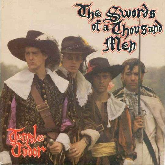 Coverafbeelding Tenpole Tudor - The Swords Of A Thousand Men