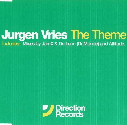Coverafbeelding The Theme - Jurgen Vries