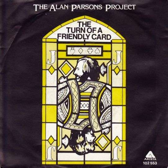 Coverafbeelding The Turn Of A Friendly Card - The Alan Parsons Project