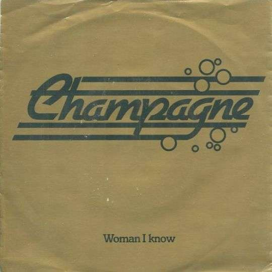 Coverafbeelding Woman I Know - Champagne
