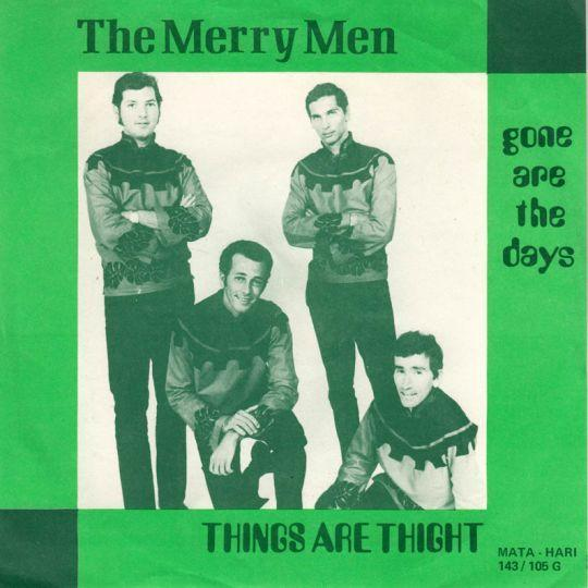 Coverafbeelding Things Are Thight - The Merry Men