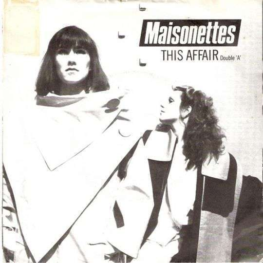Coverafbeelding This Affair - Maisonettes