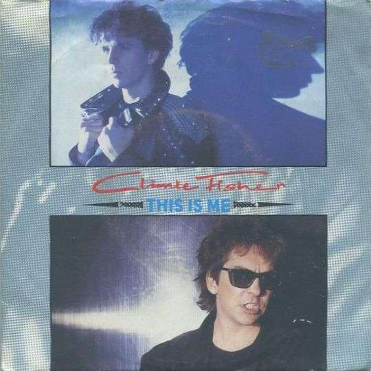 Coverafbeelding This Is Me - Climie Fisher