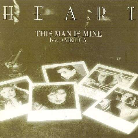 Coverafbeelding Heart ((USA)) - This Man Is Mine