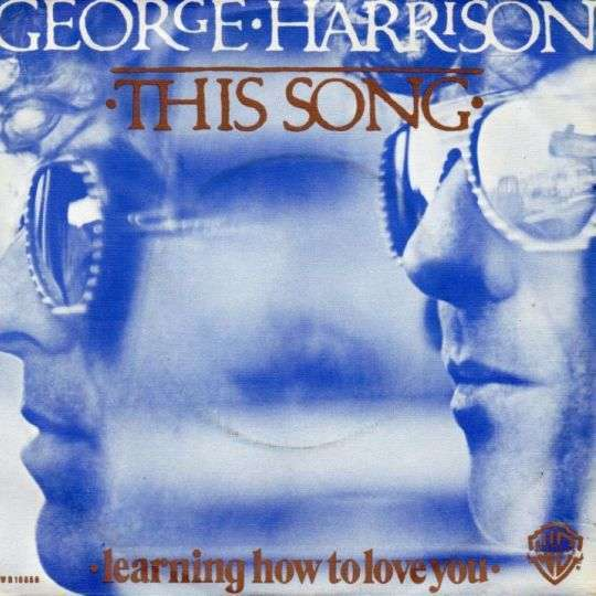 Coverafbeelding This Song - George Harrison