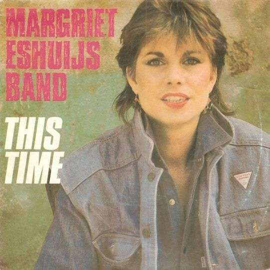 Coverafbeelding This Time - Margriet Eshuijs Band