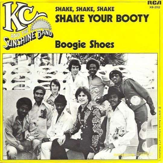 Coverafbeelding Shake, Shake, Shake - Shake Your Booty - Kc And The Sunshine Band