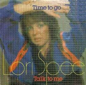 Coverafbeelding Time To Go - Lori Spee