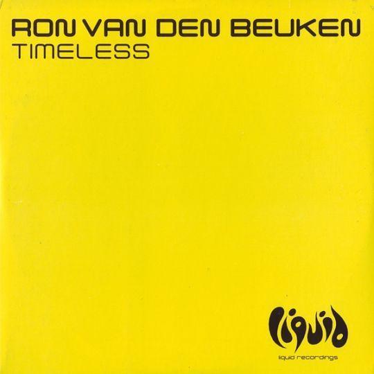 Coverafbeelding Timeless - Ron Van Den Beuken