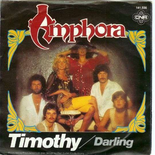 Coverafbeelding Amphora - Timothy