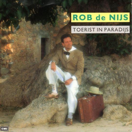 Coverafbeelding Toerist In Paradijs - Rob De Nijs