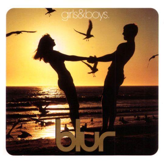Coverafbeelding Girls & Boys - Blur
