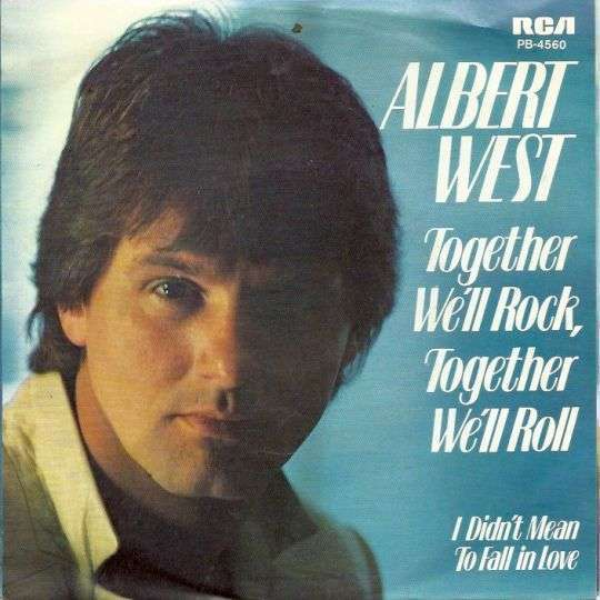Coverafbeelding Together We'll Rock, Together We'll Roll - Albert West